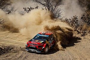 Citroen denies trying to induce Mexico stage stoppage