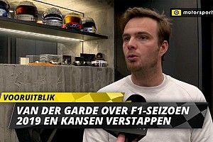 Van der Garde blikt uitgebreid vooruit op F1-seizoen: Verstappen, Ferrari en Alfa