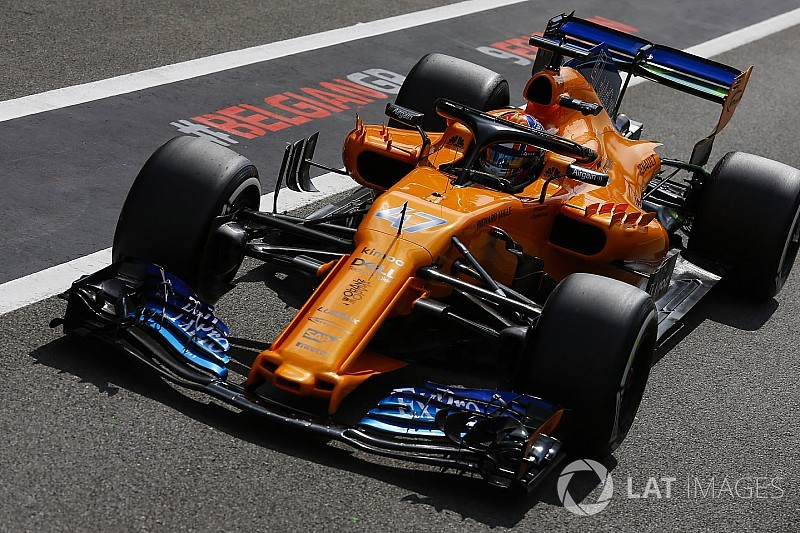 McLaren to trial Norris again at Monza
