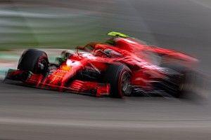 Pneus: Ferrari très agressif à Suzuka