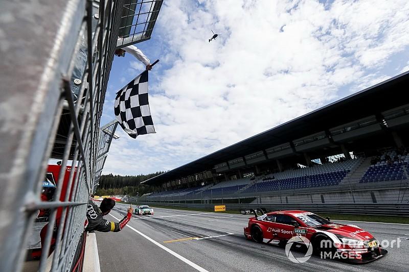 Дистанция гонок DTM снова будет фиксироваться в кругах, а не минутах