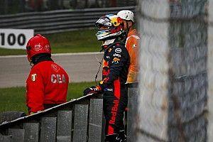 Ricciardo no cree haber tenido un fin de semana libre de problemas en todo el año