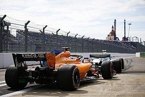Гран При России: лучшие фото пятницы