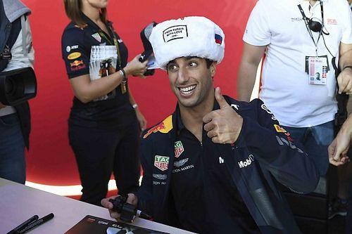 Ricciardo stabilabb versenyzőnek tartja Hamiltont Vettelnél, aki nem bírja a nyomást?
