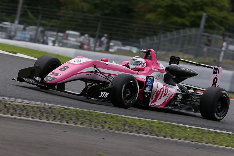 片山義章「5位を逃して本当に悔しい。次戦岡山はホームレースなので表彰台の一番上を目指す」