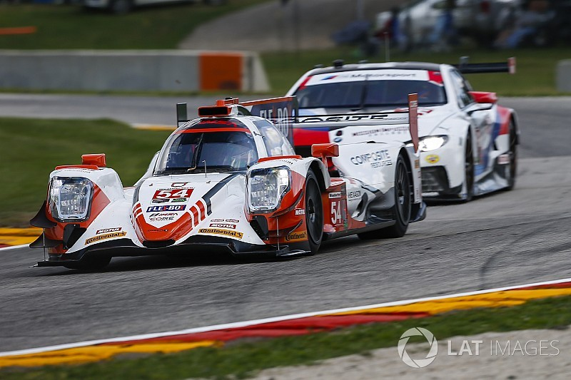 Road America IMSA: Braun/Bennett win after brave fuel gamble