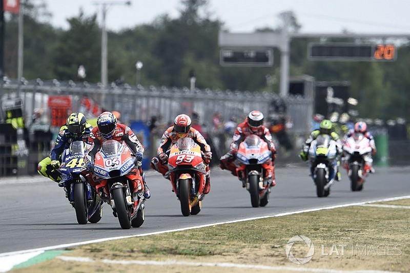 "Dovizioso tried to break up Brno pack with ""strange"" pace"