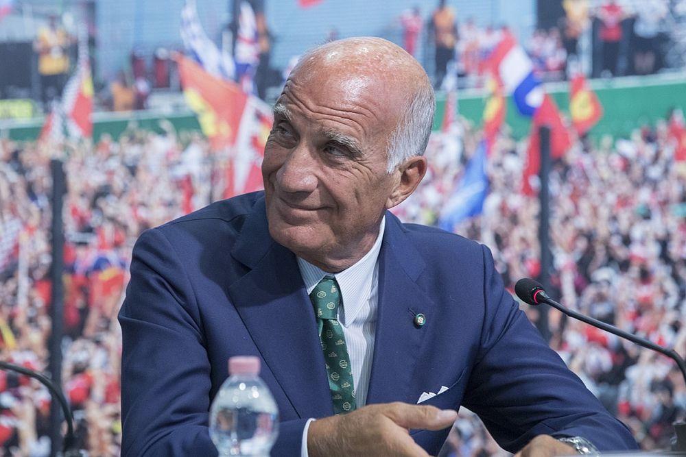 Sticchi Damiani presidente ACI Italia al terzo mandato