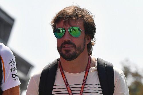 Alonso a következő héten teszteli az új IndyCar versenygépet
