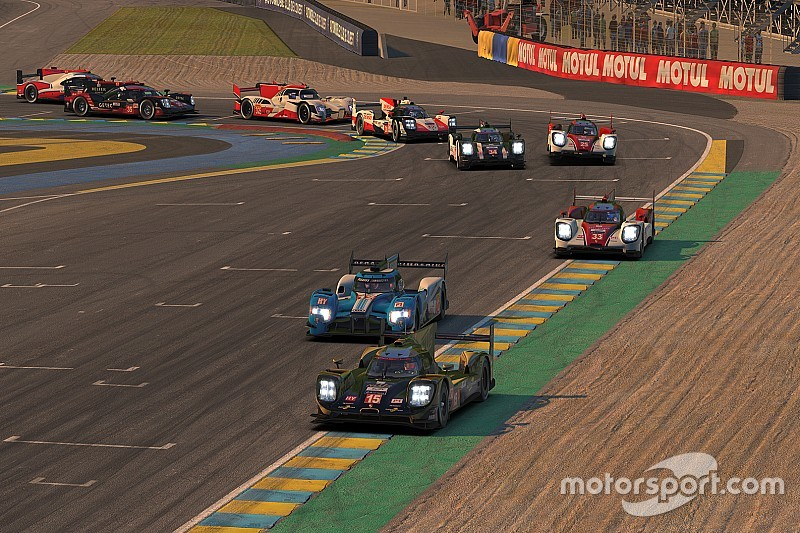 Las 24 horas de Le Mans de iRacing; previa y horarios