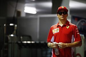 Menajeri: Raikkonen, Sauber'in gelişimine yardımcı olmak istiyor