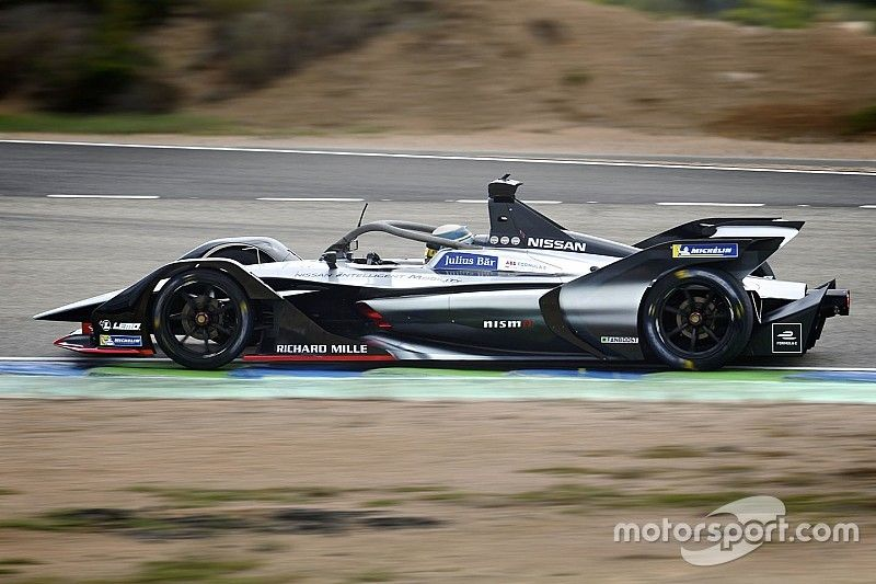 Nissan buys stake in e.dams Formula E team