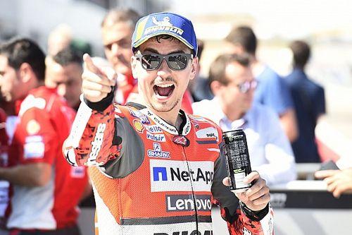 Ducati e Honda: c'è l'accordo sulle condizioni del debutto di Lorenzo nei test di Valencia