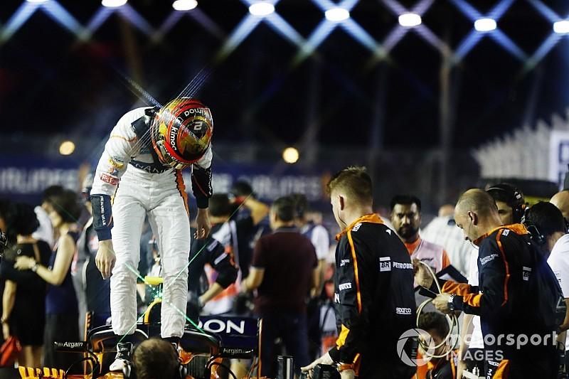 """Vandoorne busca """"un programa de carreras"""" para 2019"""