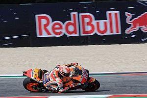 """Marquez: """"Stavo ancora rotolando nella ghiaia che già pensavo alla seconda moto"""""""