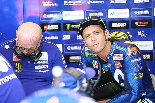 """Valentino Rossi erkennt bei Vinales """"größere Fortschritte als bei mir"""""""