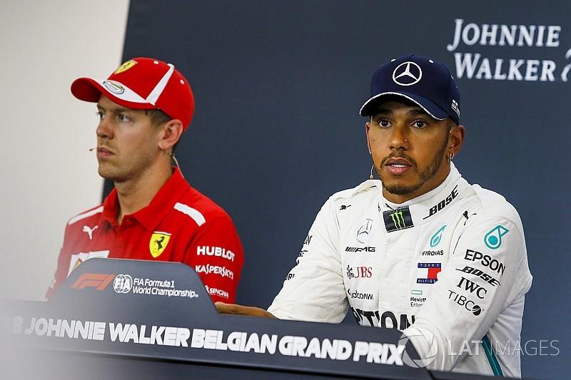 Villeneuve kaszinóba küldené Hamiltont, amiért mindig ilyen szerencsés