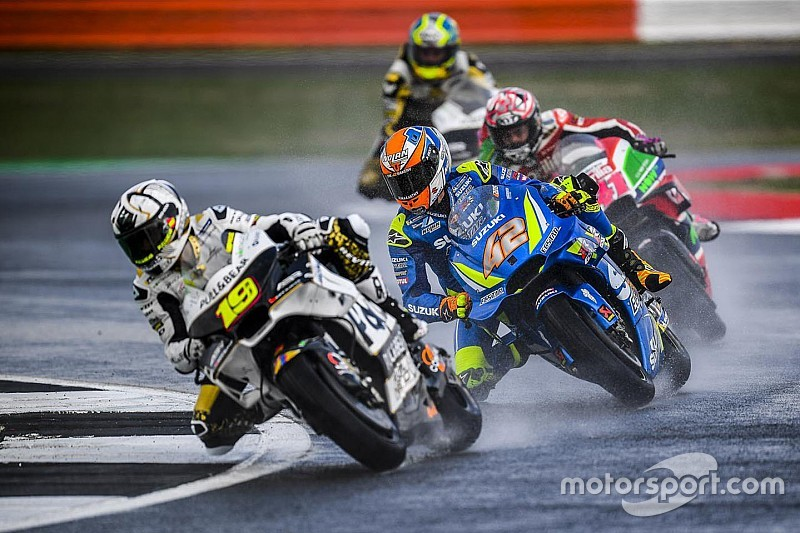 Silverstone MotoGP - Sunday as it happened