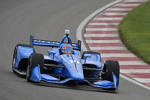 Jones busca opciones ante inminente llegada de Rosenqvist a Ganassi