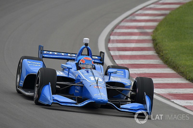 Jones seeks IndyCar options as Rosenqvist-Ganassi rumors intensify