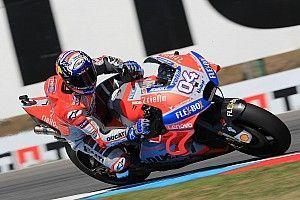 Онлайн. Гран При Чехии MotoGP: гонка