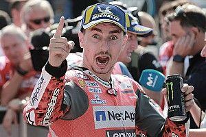 """Lorenzo: """"La mia miglior Q2, ma la pole non serve se poi non vinci la gara"""""""