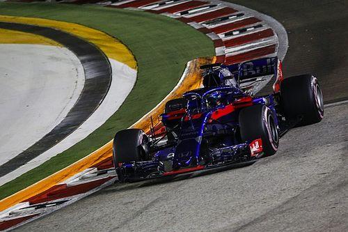 Toro-Rosso-Bolide noch immer auf Stand von Melbourne!