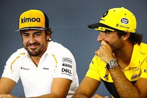ANÁLISE: Sainz tem trajetória similar a de seu ídolo Alonso, mas chega à Ferrari em condições diferentes