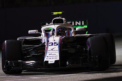 """Sirotkin: Guiar carro da Williams foi uma questão de """"sobrevivência"""""""