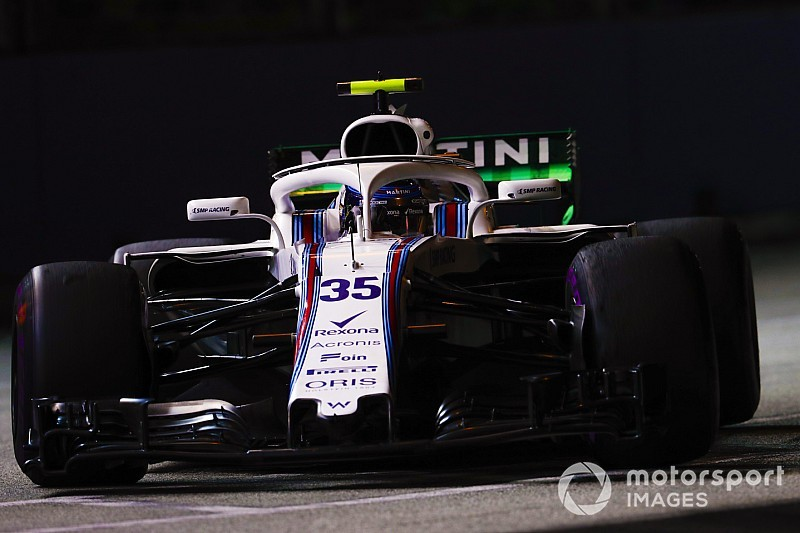"Driving Williams a matter of ""survival"" - Sirotkin"