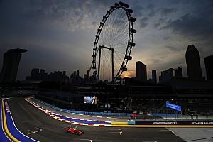 Canlı anlatım: Singapur GP