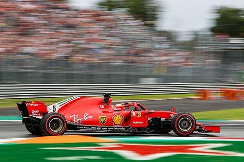 EL2 - Grosse frayeur pour Ericsson avant le meilleur temps de Vettel