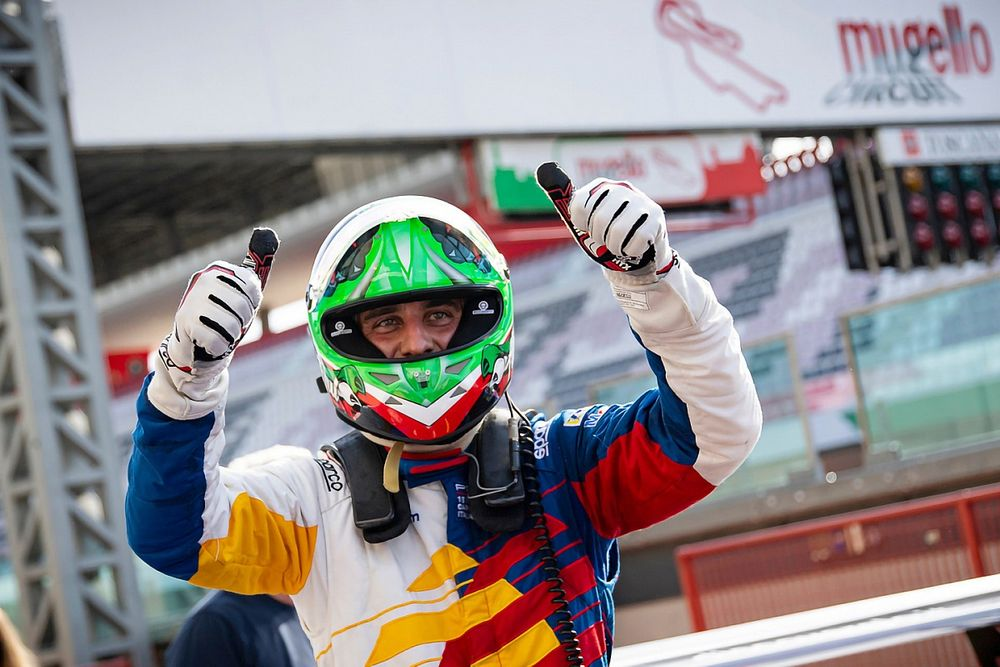 """Carrera Cup Italia, Mugello: per Cerqui """"la gara più bella""""!"""