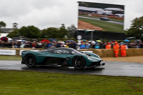 El debut del Aston Martin Valkyrie, frustrado por 6 euros