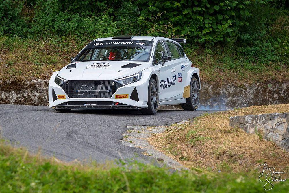 Huttunen ponownie w i20 N Rally2
