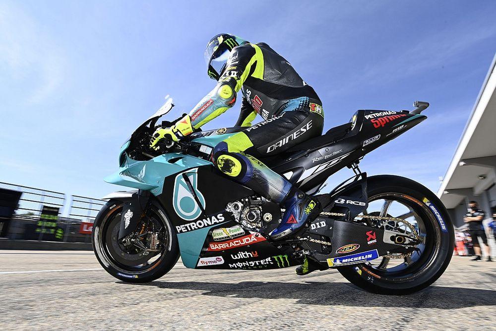 Marquez bewondert Rossi om zijn doorzettingsvermogen