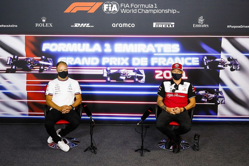 """Bottas: Räikkönen """"nagy hatással volt rám fiatalkoromban"""""""