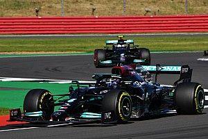 "Hamilton baalt na verloren sprint: ""Kon hem echt niet bijhouden"""