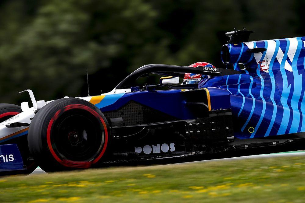 Босс Williams: Если Расселла не возьмут в Mercedes, он останется у нас