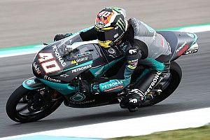 Moto3スティリア初日:総合トップはダリン・ビンダー。日本勢は苦戦し下位に沈む