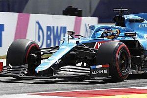 """Alonso: """"Fue un viernes positivo y estoy confiado para el sábado"""""""