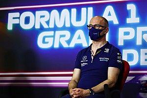 Williams announces exit of F1 team principal Roberts