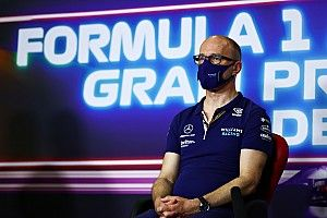 ويليامز تعلن مغادرة مدير فريقها في الفورمولا واحد