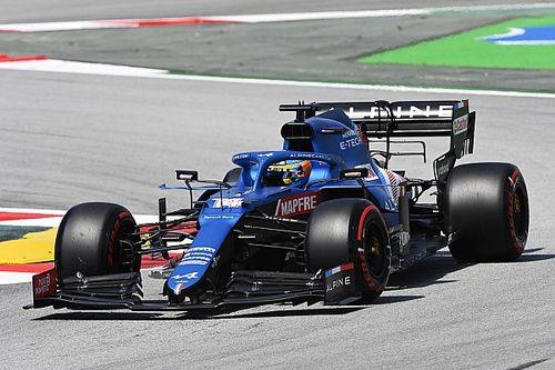 Alpine adaptará la dirección asistida de su coche a Alonso
