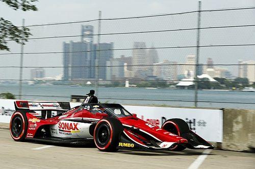VeeKay medically cleared for Mid-Ohio IndyCar return