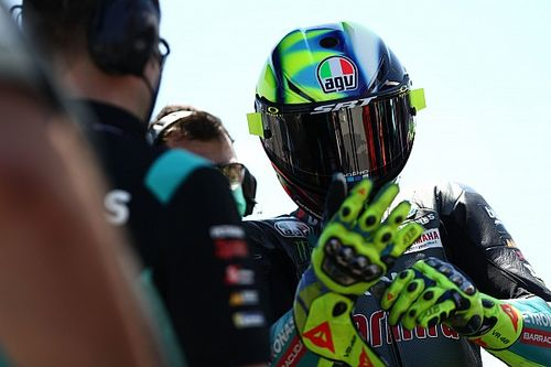Rossi komt in beslissende fase voor MotoGP-toekomst