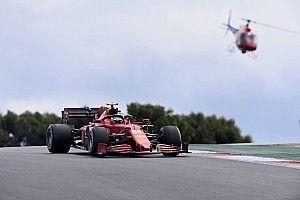 Ban Penyebab Utama Sainz Gagal Finis Lima Besar F1 GP Portugal