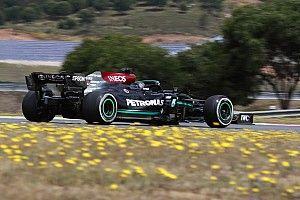 Хэмилтон усомнился в правоте Mercedes при выборе шин