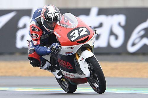 Matsuyama Masih Butuh Banyak Pengalaman Usai Debut Moto3