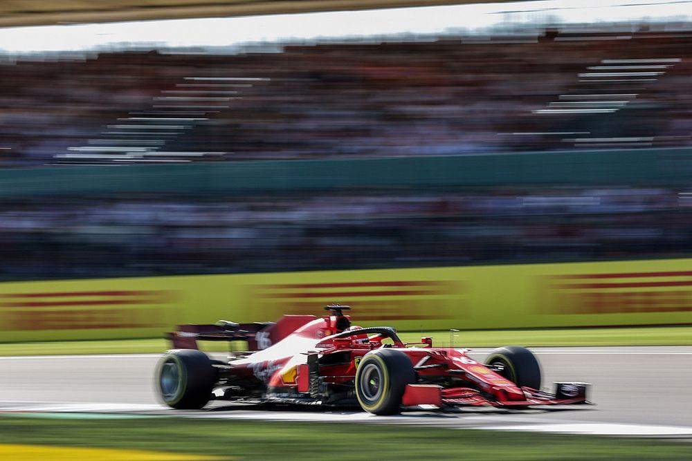 Leclerc-t a tankolásos korszakra emlékeztette a sprintverseny